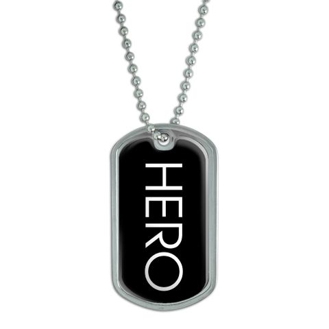Hero Dog Tag