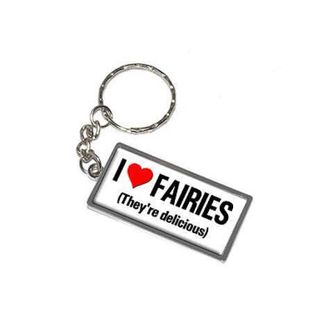 I Love Fairies They