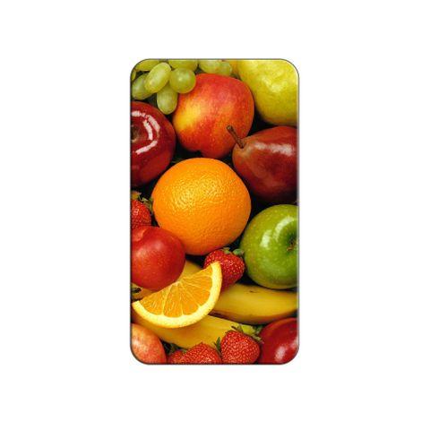 Fruit Bowl #2 - Grapes Apples Strawberries Oranges Lapel Hat Pin Tie Tack