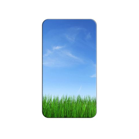 Grass and Sky Lapel Hat Pin Tie Tack