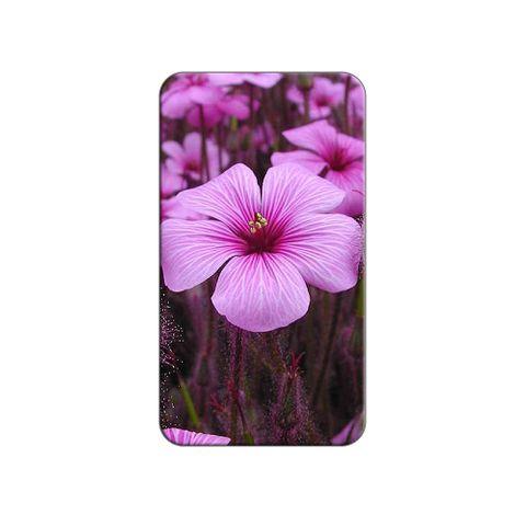Pink Flowers Lapel Hat Pin Tie Tack