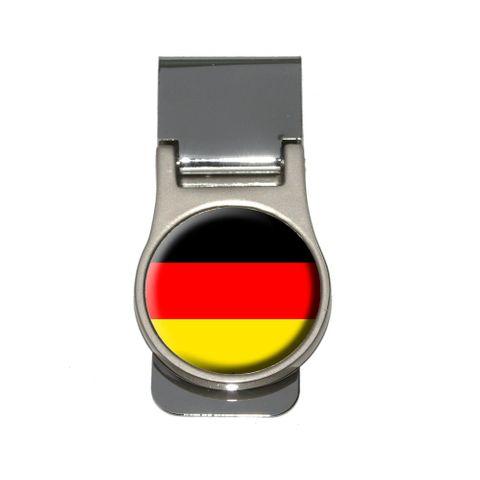 German Germany Flag Money Clip