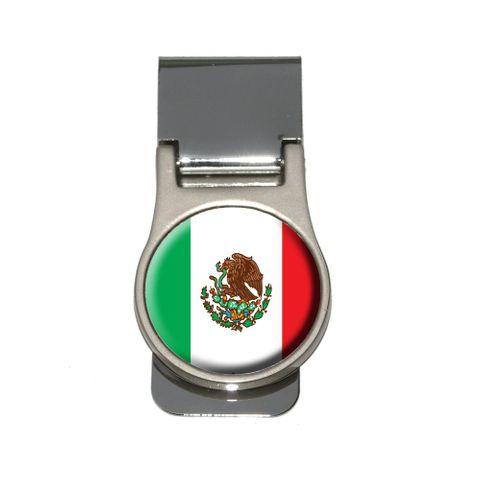 Mexico Mexican Flag Money Clip