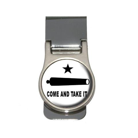 Come and Take it - Texas Flag - Revolt Money Clip