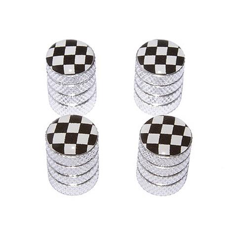 Checkered Flag - Valve Stem Caps