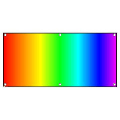 Rainbow - Gay Lesbian Pride Party Celebration Banner