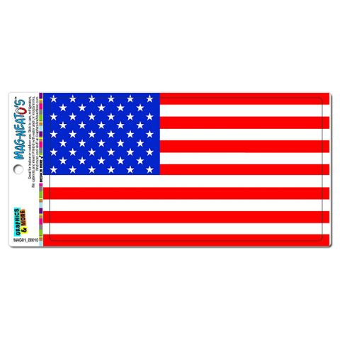 USA Flag United States American - Patriotic MAG-NEATO