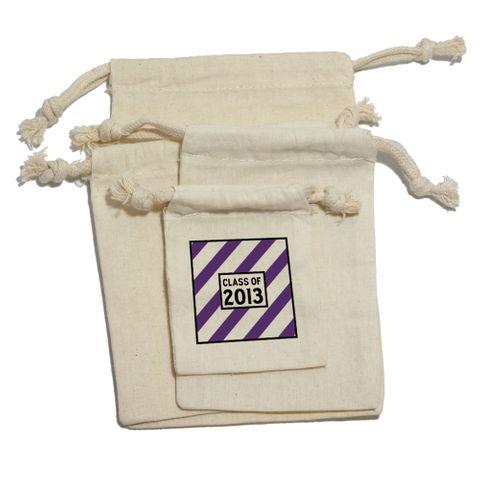 Class of 2013 Purple - Graduation Gift Bag