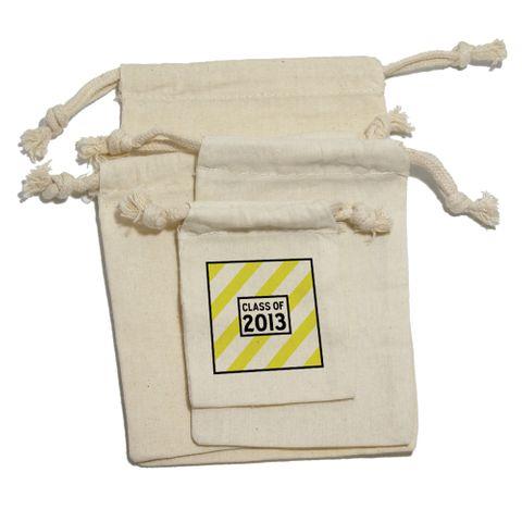 Class of 2013 Yellow - Graduation Gift Bag