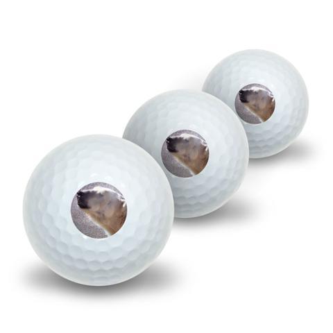 Polar Bear Novelty Golf Balls 3 Pack