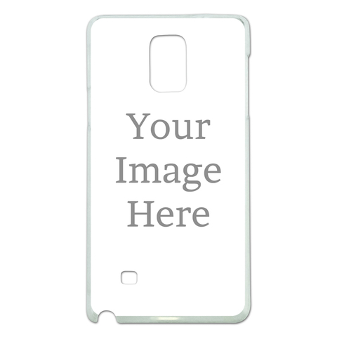 Custom Snap On Hard Protective Case for Samsung Galaxy Note 4