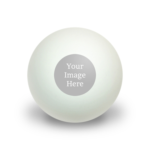 Custom Novelty Table Tennis Ping Pong Ball 3 Pack