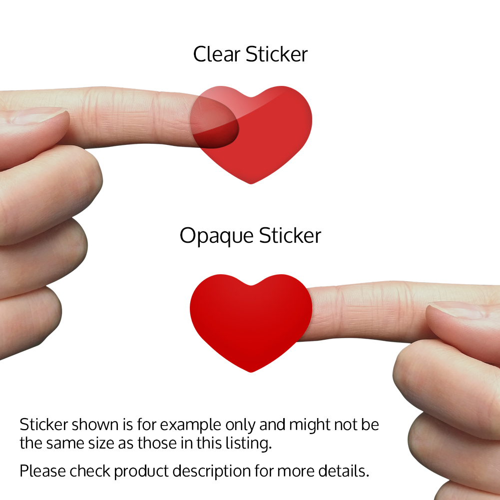 Hillary Clinton Hindsight Is 2020  Heart Planner Scrapbook Craft Stickers