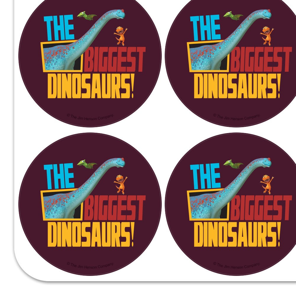 Dinosaur Train The Biggest Dinosaurs! Planner Calendar ...