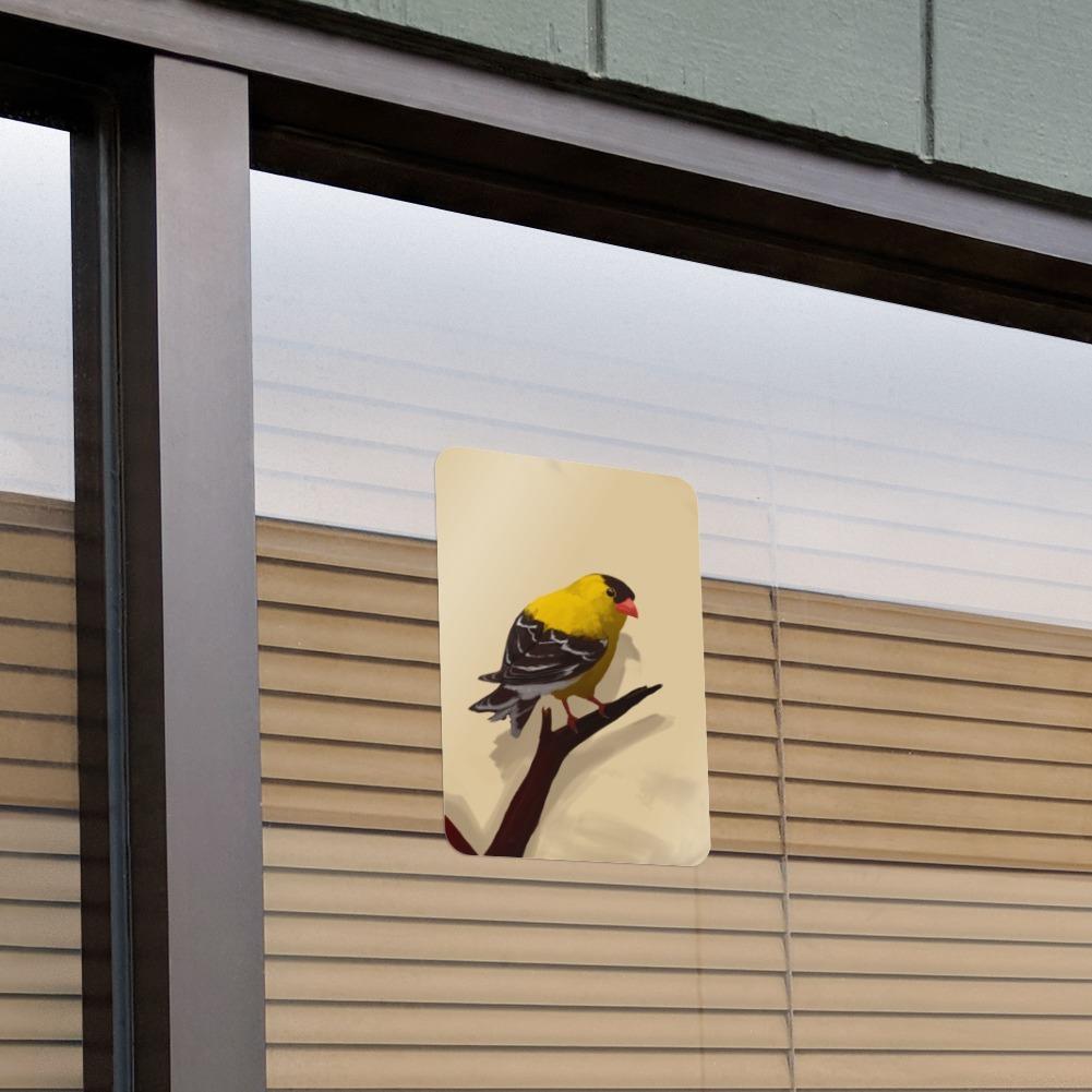 Goldfinch Bird On Tree Limb Home Business Office Sign Ebay