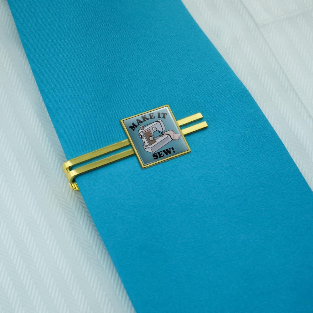 GRAPHICS /& MORE Krillin It Killing Funny Humor Round Tie Bar Clip Clasp Tack Silver Color Plated