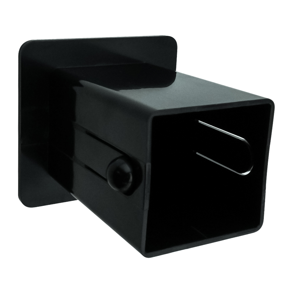 Smile S/'More Funny Humor Tow Trailer Hitch Cover Plug Insert