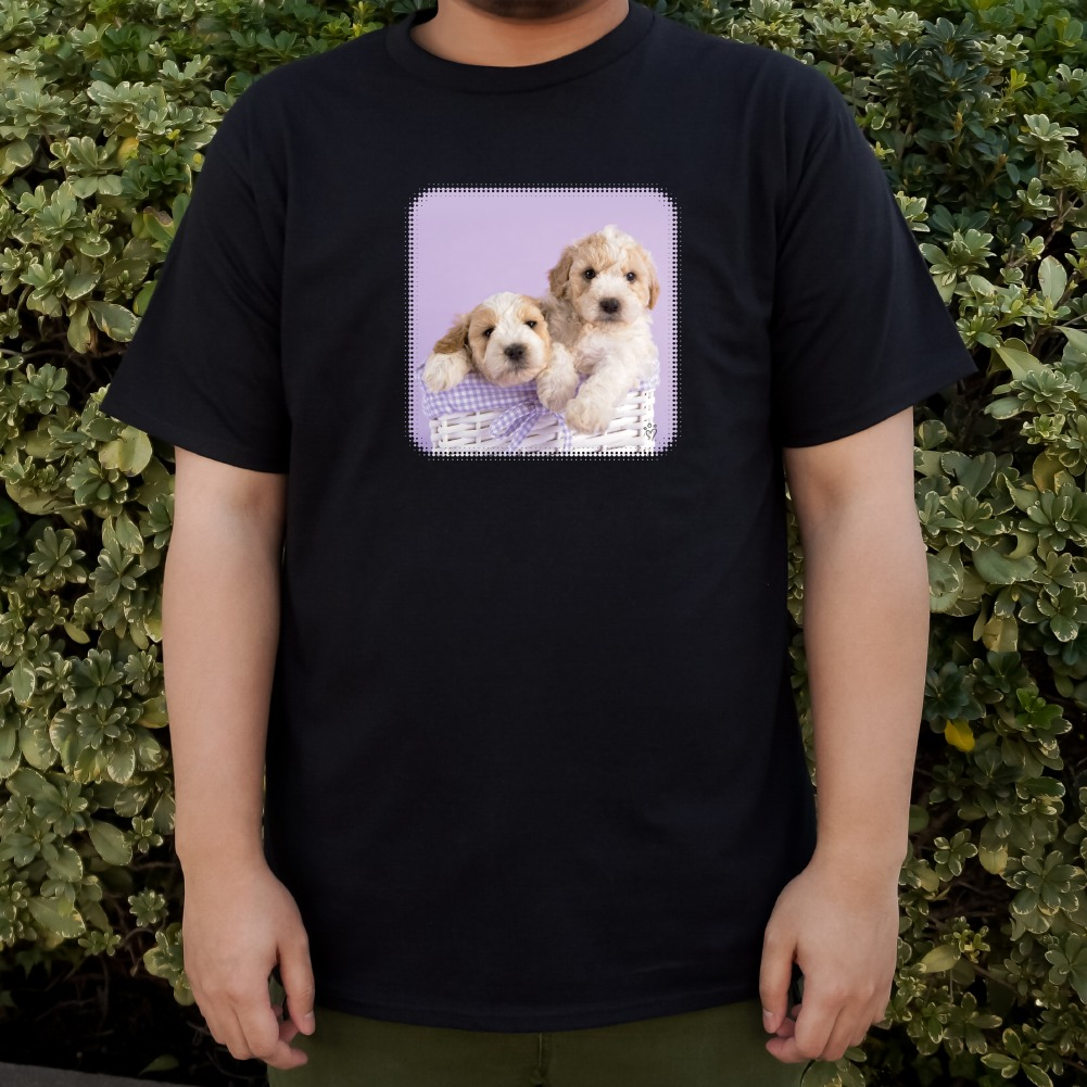 This Guy Loves His Labradoodle Dog Pet Mens Unisex Sweatshirt Size S-XXL