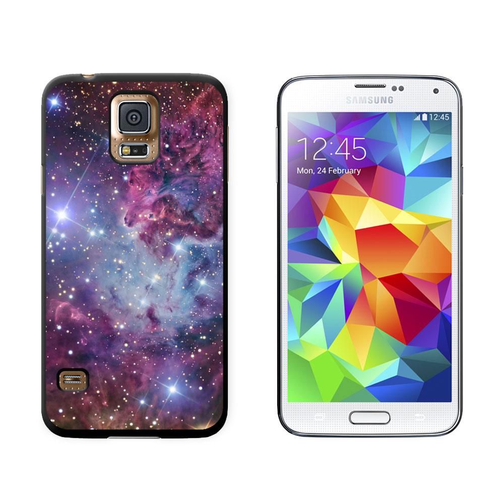 nebula galaxy phone case