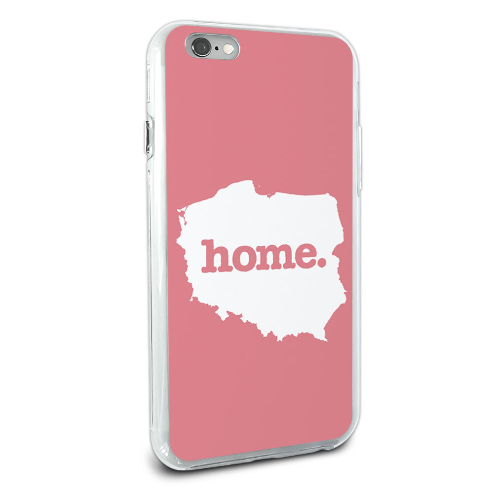 poland home country hybrid case for apple iphone 6 6s plus. Black Bedroom Furniture Sets. Home Design Ideas
