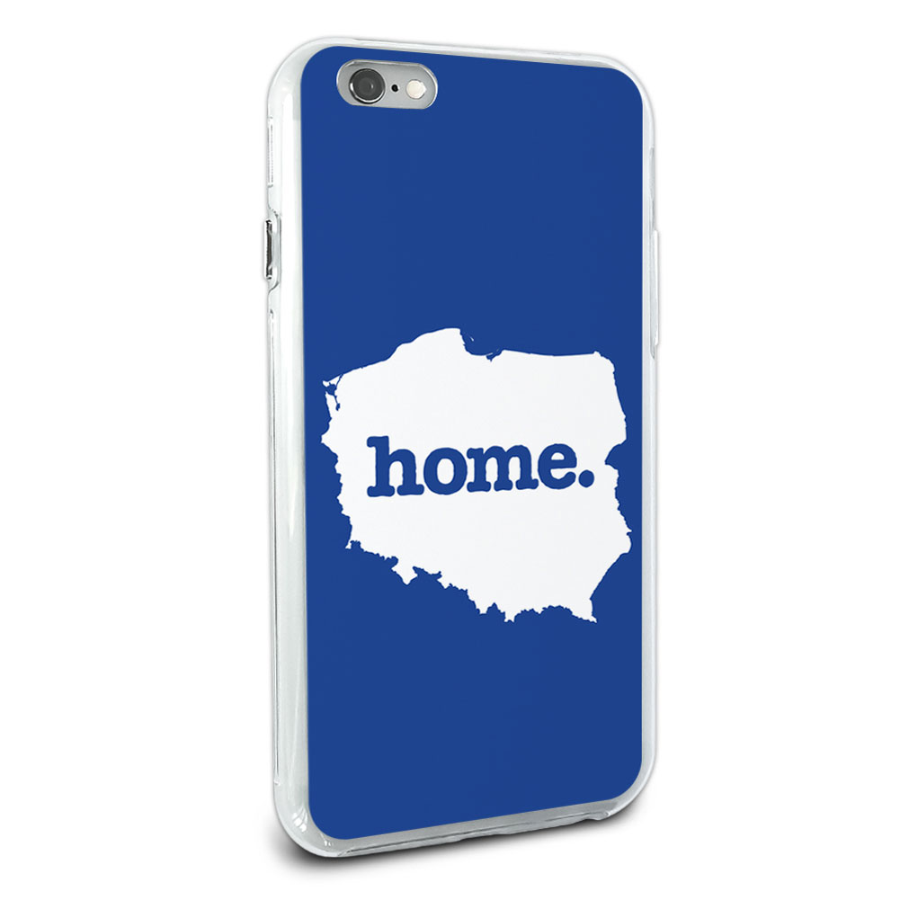 poland home country hybrid case for apple iphone 6 6s plus ebay. Black Bedroom Furniture Sets. Home Design Ideas