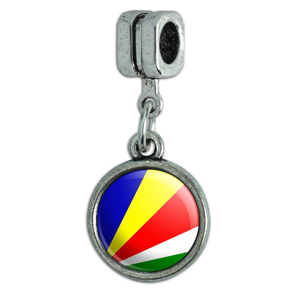 Italian Charm Bracelet Brands: Italian European Style Bracelet Charm Bead Country