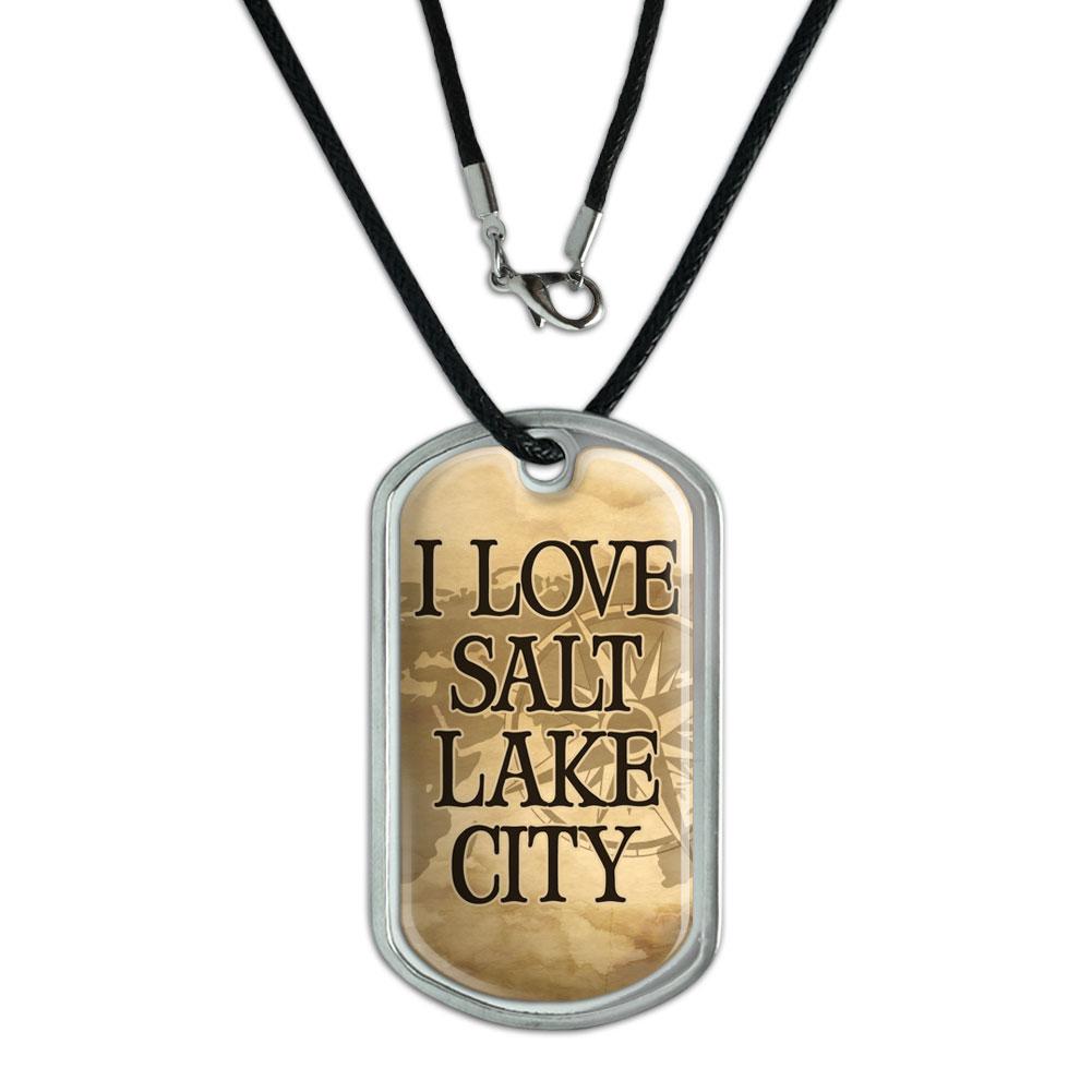 tag pendant necklace cord places ri so ebay