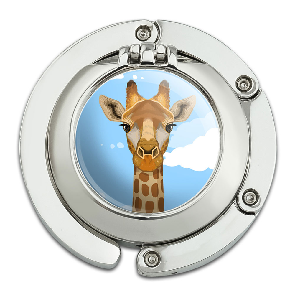 Purse hanger hook compact mirror animals for Mirror hangers
