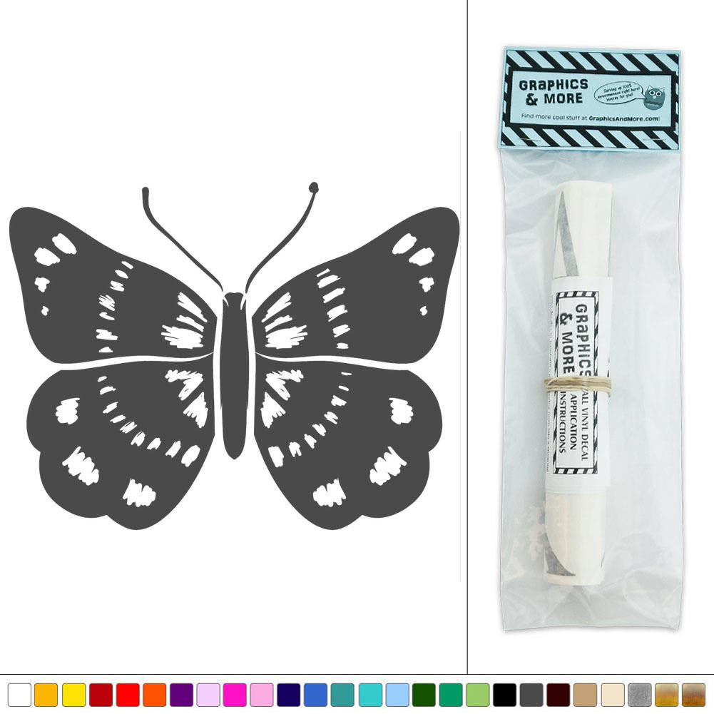 butterfly flying insect vinyl sticker decal wall art d 233 cor cicada insects wall decal print christian wall decals