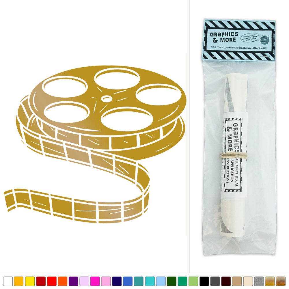 Beautiful Film Reel Wall Decor Embellishment - The Wall Art ...