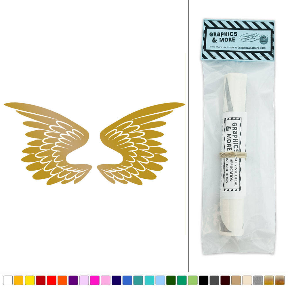 Fancy Metal Wings Wall Decor Mold - Wall Art Collections ...