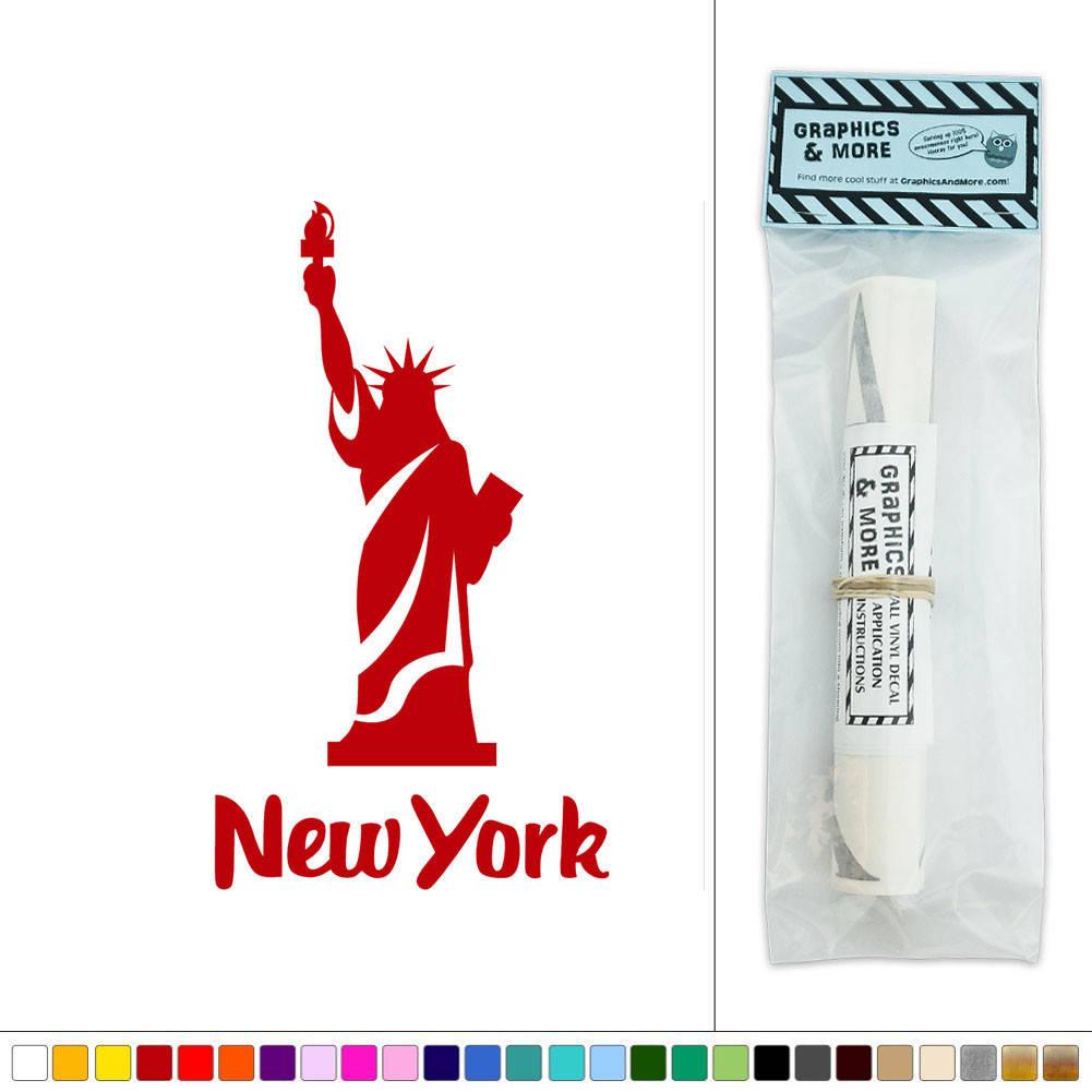Latest Wall Art Design : New york statue of liberty usa vinyl sticker decal wall