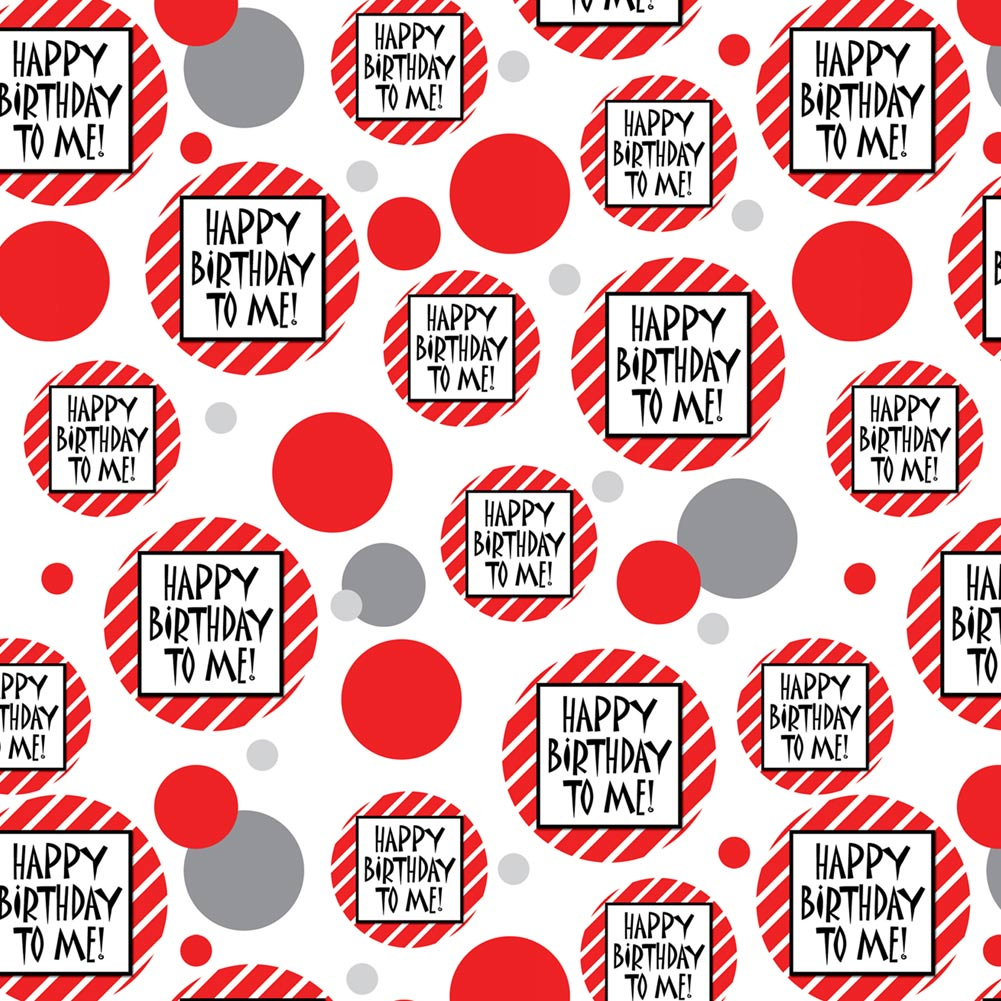 Premium gift wrap wrapping paper roll pattern happy birthday to me premium gift wrap wrapping paper roll pattern happy negle Gallery