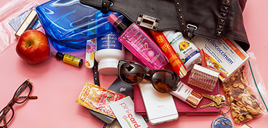 Andie MacDowell: What's In My Bag?