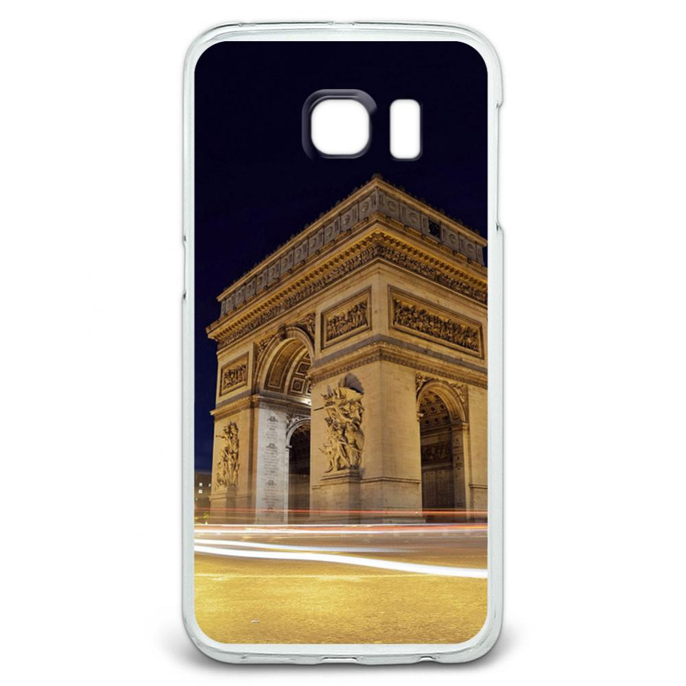Arc De Triomphe Paris France Galaxy S6 Edge Case