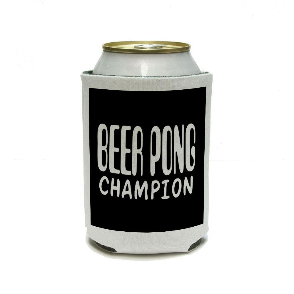 I Love Heart Beer Can Cooler Drink Insulator Beverage Insulated Holder