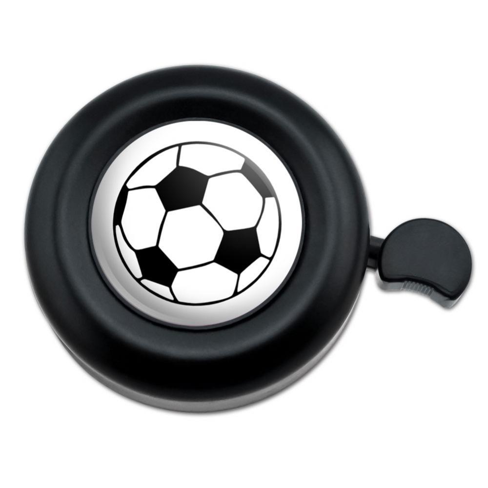 Cartoon Soccer Ball Football Bicycle Handlebar Bike Bell