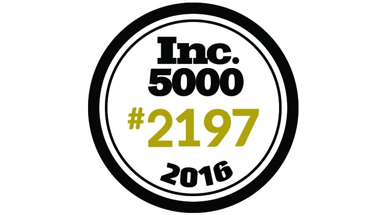 Graphics and More Ranked 2197 out of 5000 on Inc. 5000 2016 List