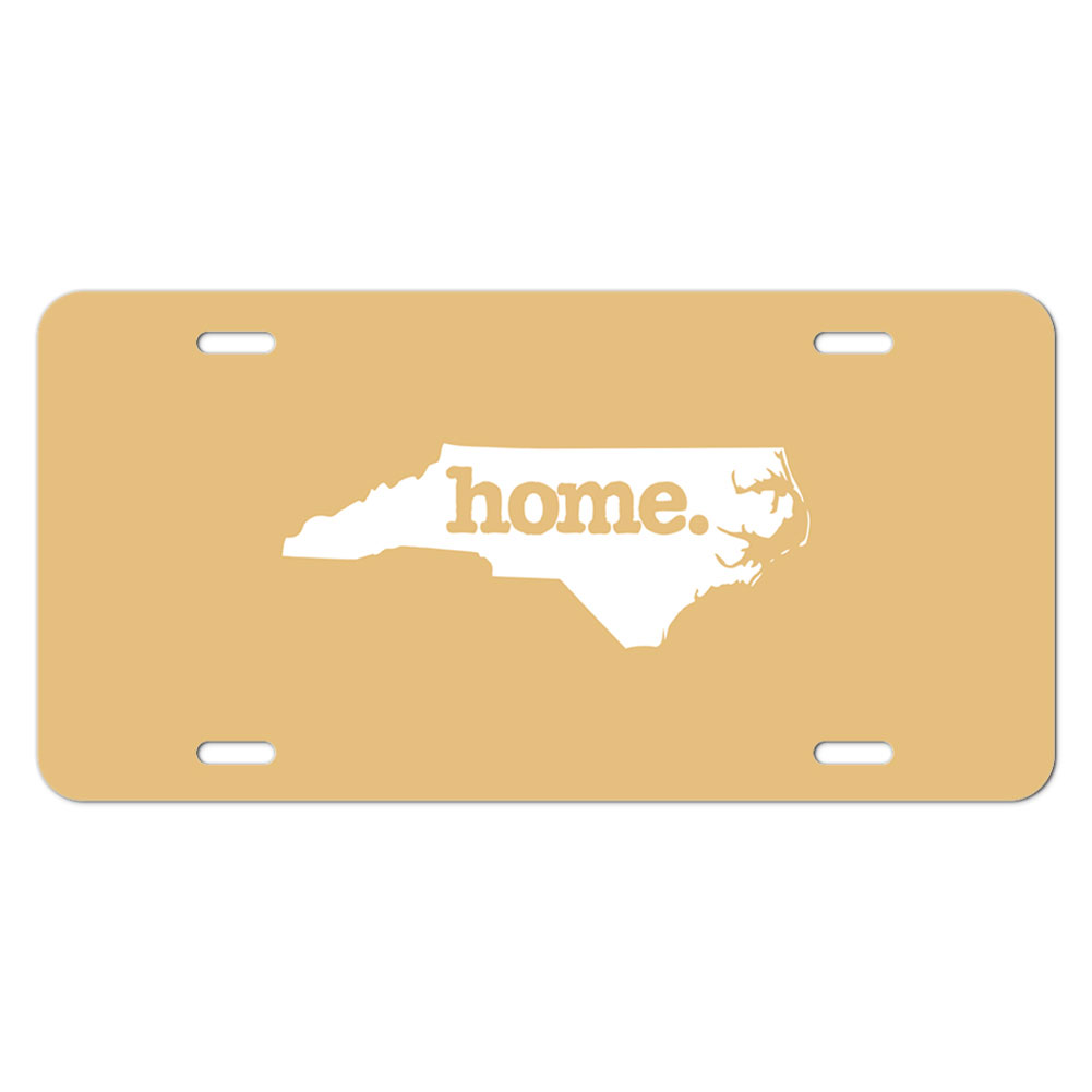 New North Carolina License Plate Design