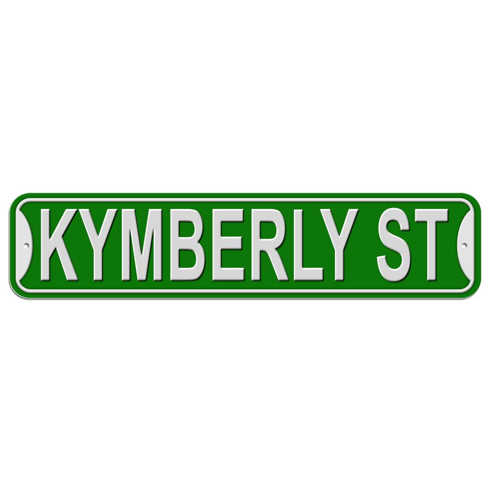 Plastic Wall Door Street Road Sign Names Female Ki Ky Ebay